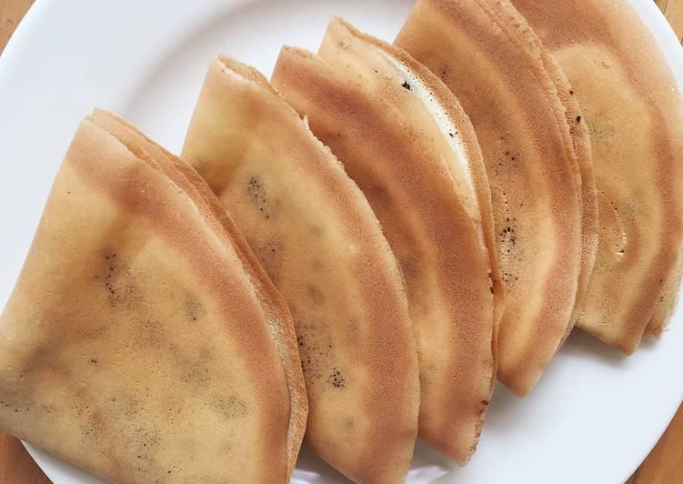 Crepes Teflon (Crispy Lekker)