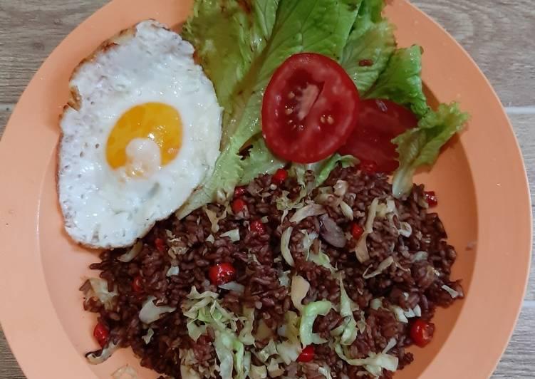 Nasi Goreng Diet Uwu