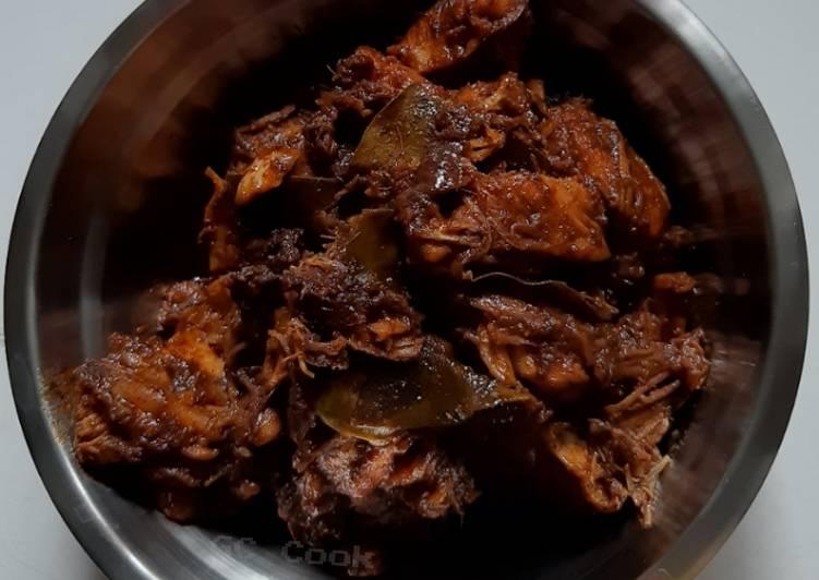 Rendang Ayam Bumbu Indofood