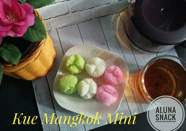 Kue Mangkok Mini