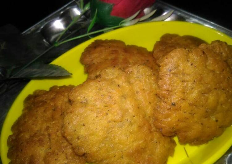 Step-by-Step Guide to Make Quick Rice flour masala matthi