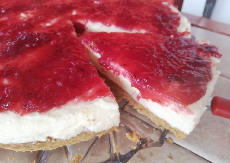 Ricetta Cheesecake