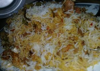 How to Recipe Appetizing SpecialBeef Biryani KokabCookpad