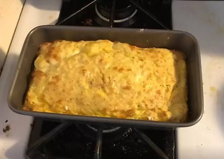 Steps to Prepare Favorite Egg Muffins or Egg Loaf