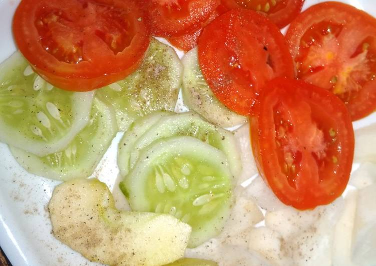 Step-by-Step Guide to Prepare Favorite Salad