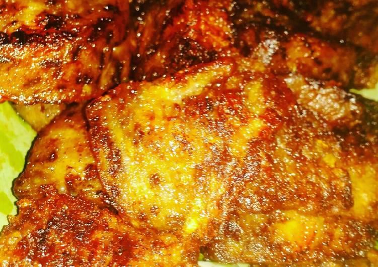 PisCok Bakar Qayla's Kitchen