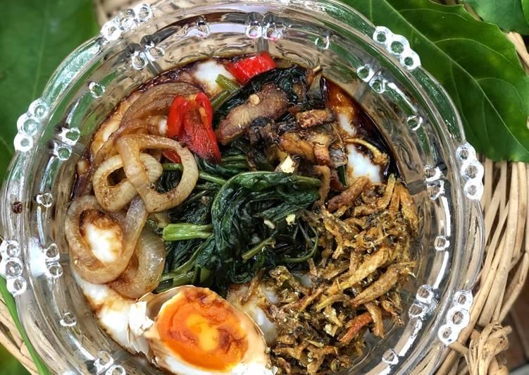 Bubur Nasi Berlauk - resepipouler.com