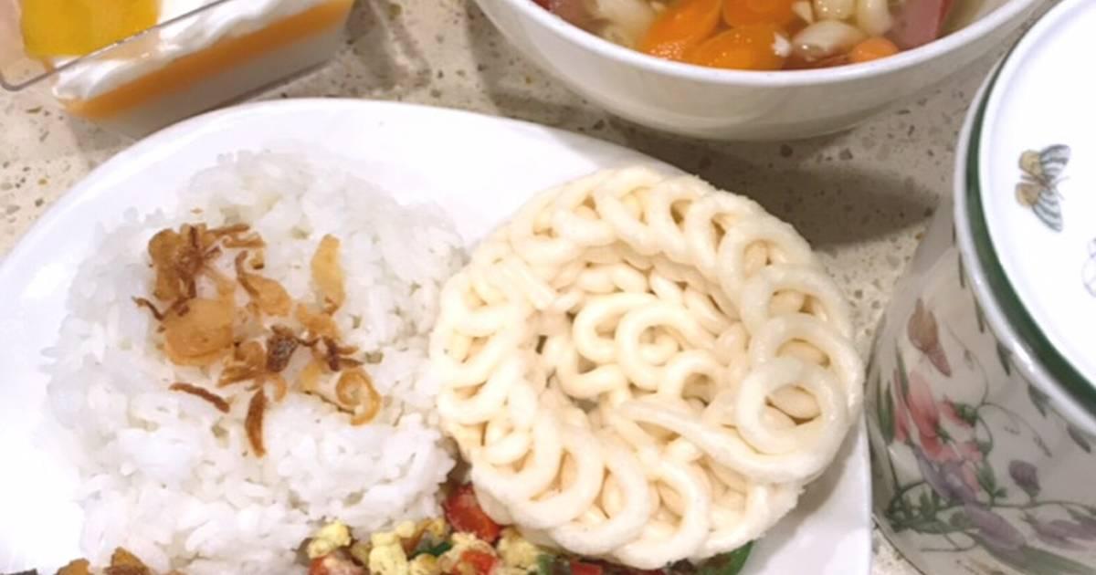611 Resep Orak Arik Makaroni Sosis Enak Dan Sederhana Ala Rumahan Cookpad