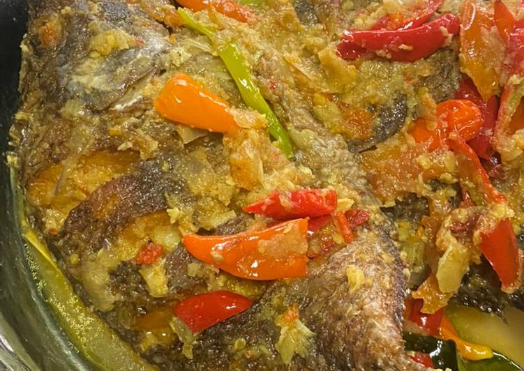 Ikan Nila Pesmol ✨