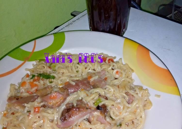 Suya Noodles