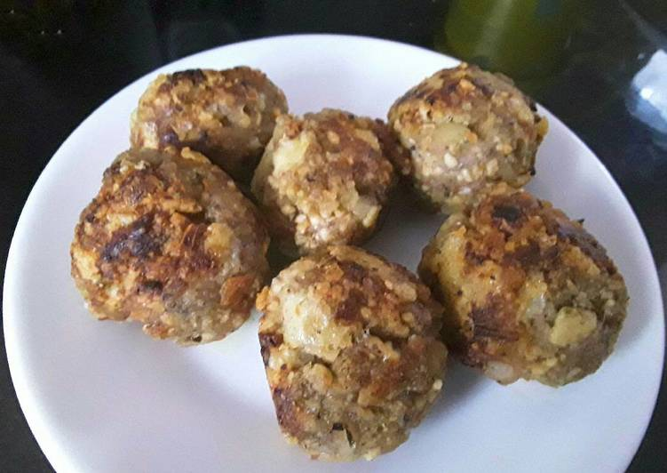 Step-by-Step Guide to Make Any-night-of-the-week Sig's stuffing meatballs