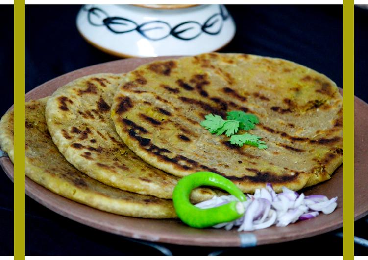 The Best Dinner Ideas Refreshing Sev Paratha