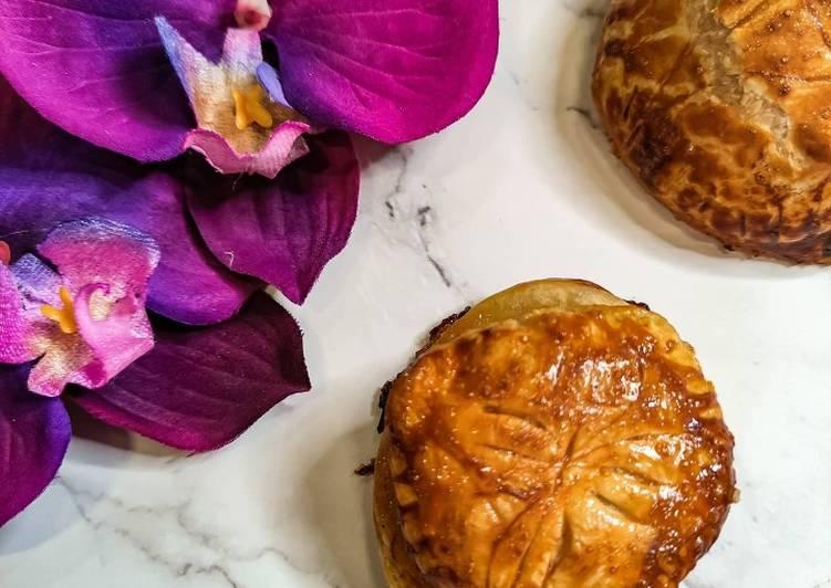 Le moyen le plus simple de Faire Savoureux Minis galettes pommes cannelle 🤩