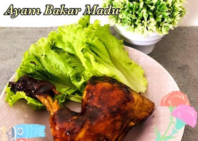 Ayam Bakar Madu Super Easy