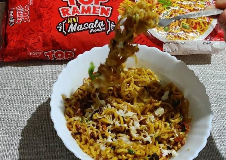 Top ramen noodles recipe