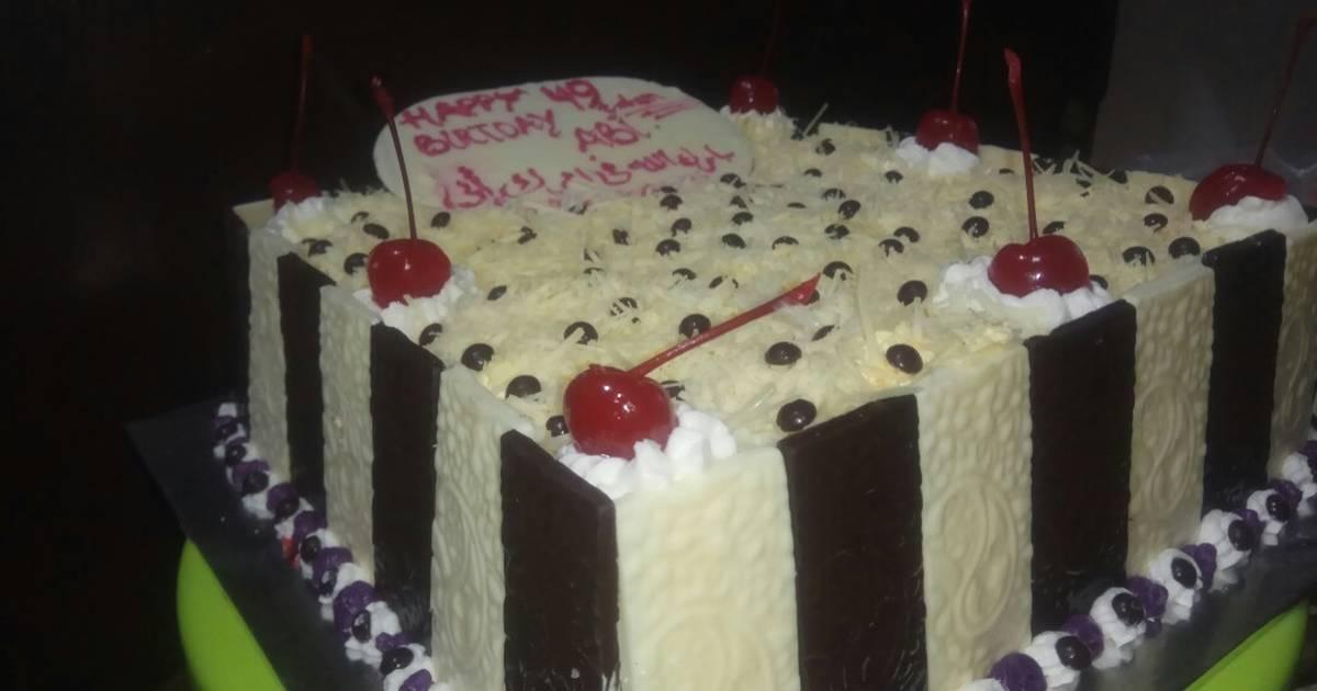 82 Resep Pagar Coklat Enak Dan Sederhana Cookpad