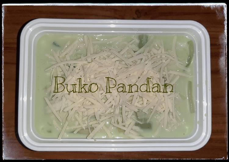 Buko Pandan