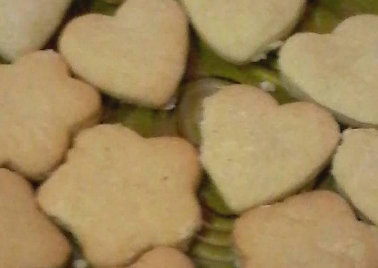 Masitas De Manteca San Valentín Receta De Maria Del Rosario Cookpad