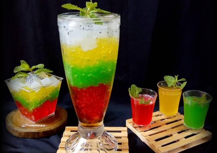 Sweet Rainbow Ice