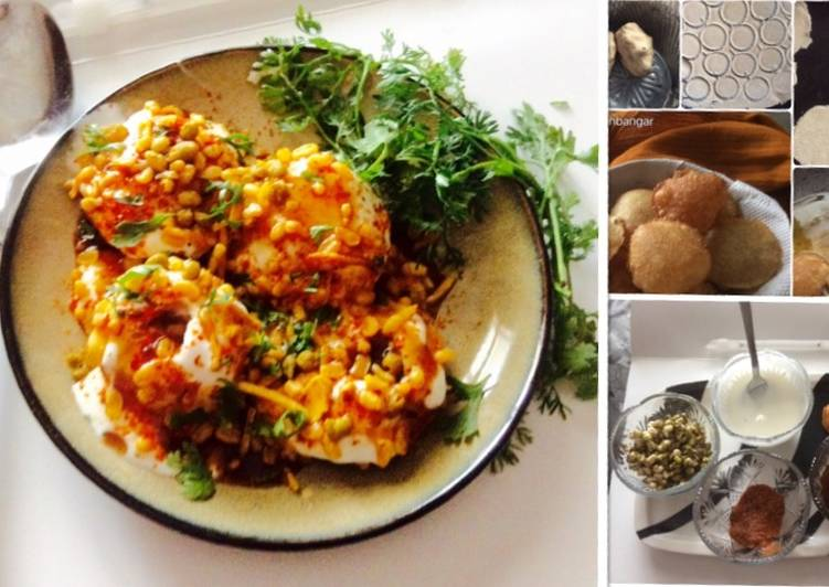 Consuming 14 Superfoods Is A Good Way To Go Green For Better Health Dahi sonth sev puri