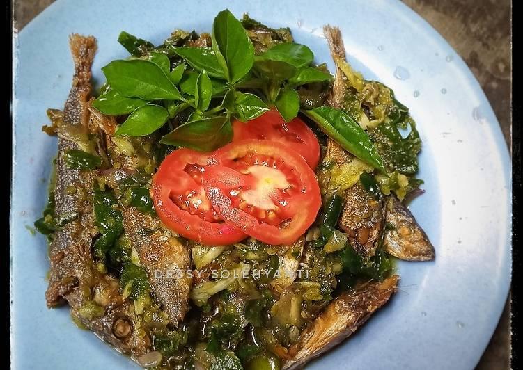Ikan Peda Sambal Ijo