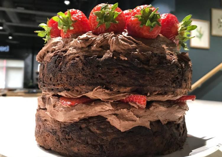 Recipe: Tasty Gluten free chocolate cake