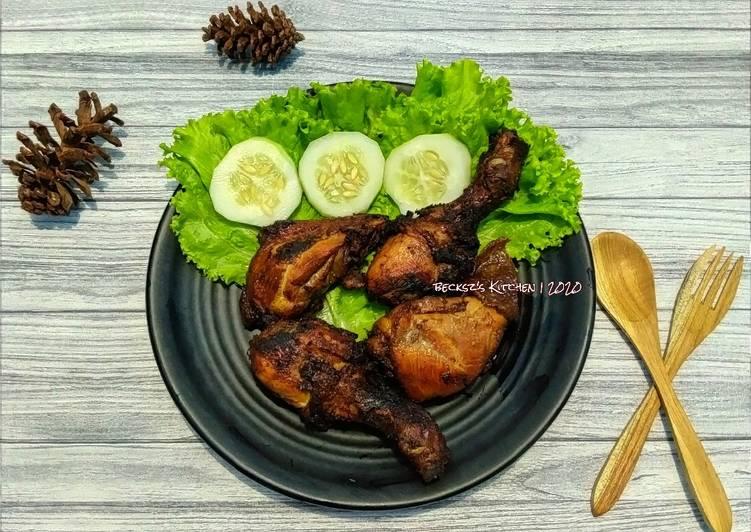 205. Ayam Goreng Kalasan Khas Sleman