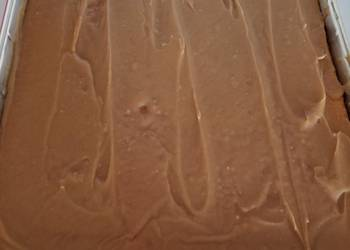 Easiest Way to Recipe Yummy Peanut Butter Texas Sheet Cake