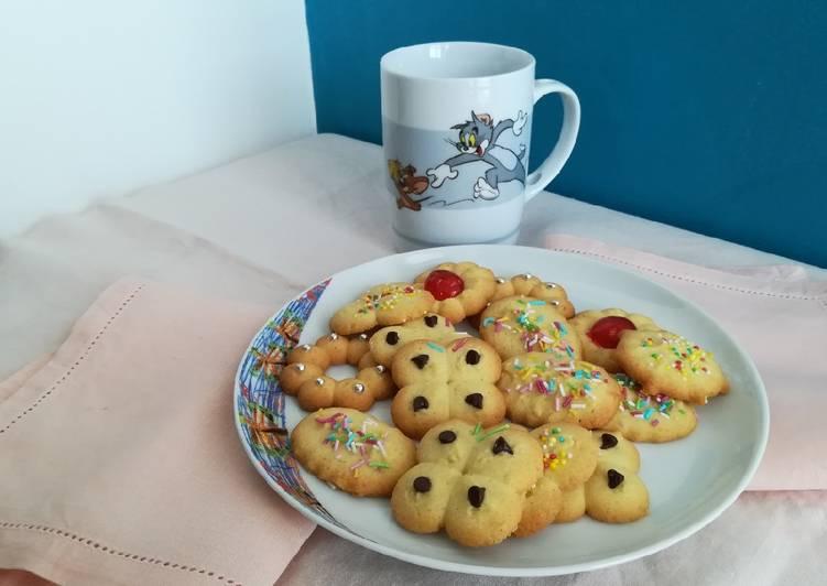 Biscottini da tè con il CuCo