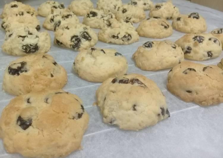 Oats butter cookies