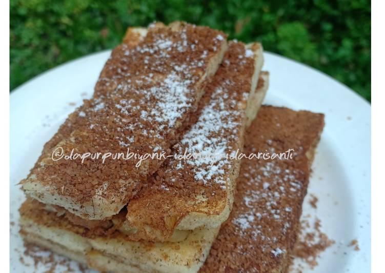 Resep Cinnamon bread simple Bikin Ngiler