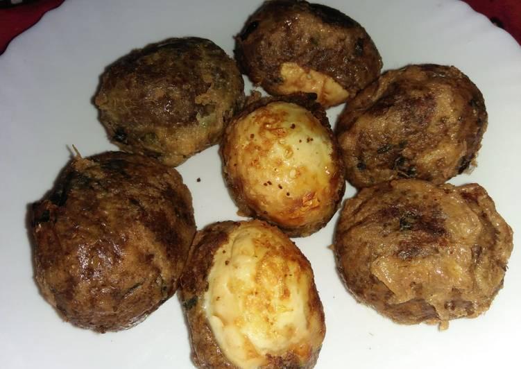 How to Make Any-night-of-the-week Egg chops | jicho la mke mwenza #charityrecipe