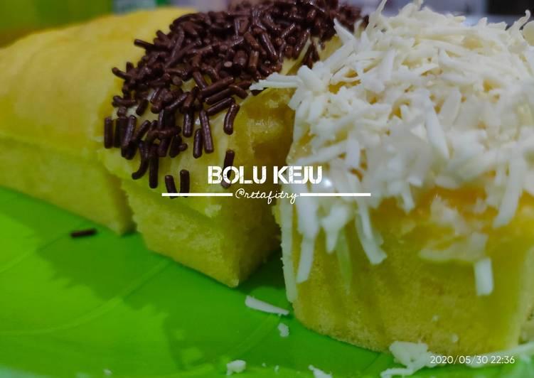 resep masak Bolu Keju (Kukus) - Sajian Dapur Bunda
