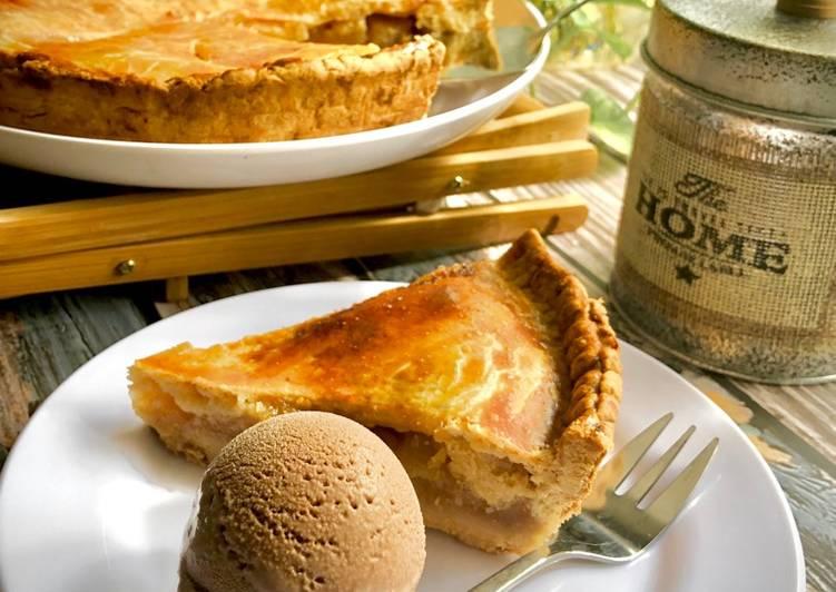 Resipi Apple Pie Oleh Dapur Yusfarisyia Cookpad