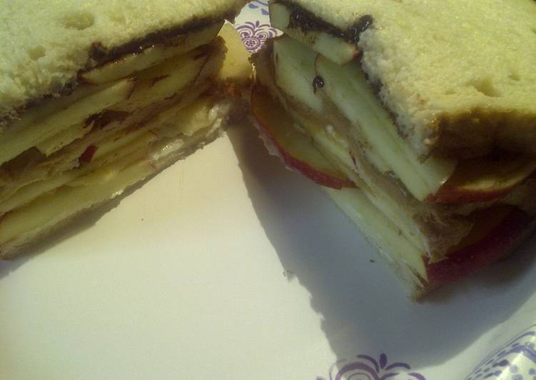 Step-by-Step Guide to Prepare Ultimate Apple Sandwich