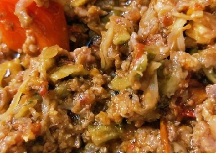 Teach Your Children To Karele keema recipe
