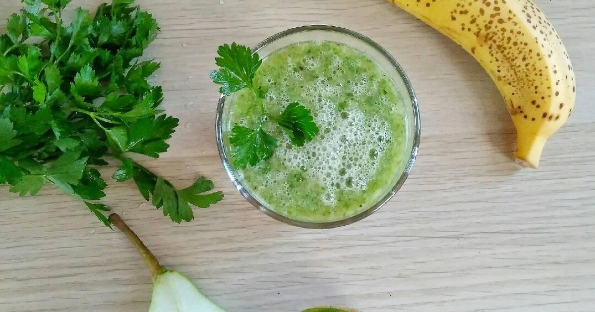 Лимон и петрушка для похудения рецепт