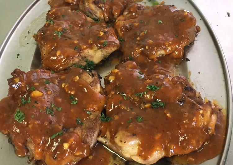 Chicken Steak Ala Chef Turnip