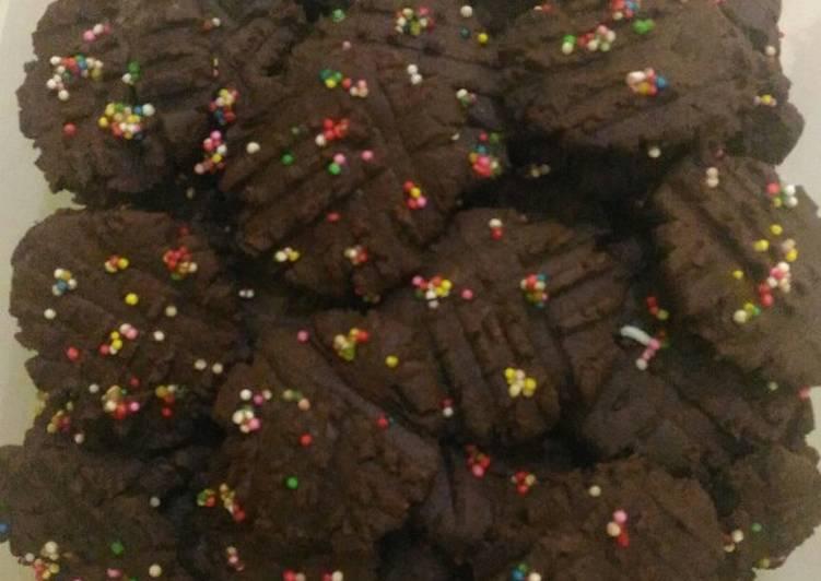 Cookies Coklat Mudah dan Murah