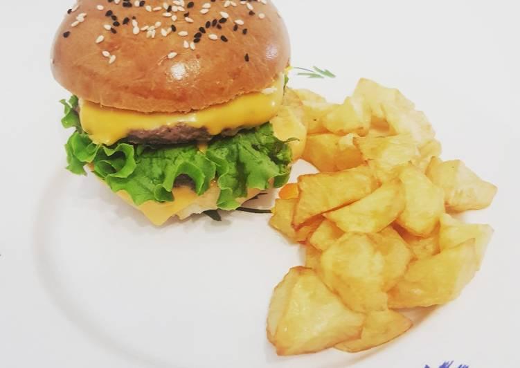 Top 11 Meilleures Recettes de Pain burger