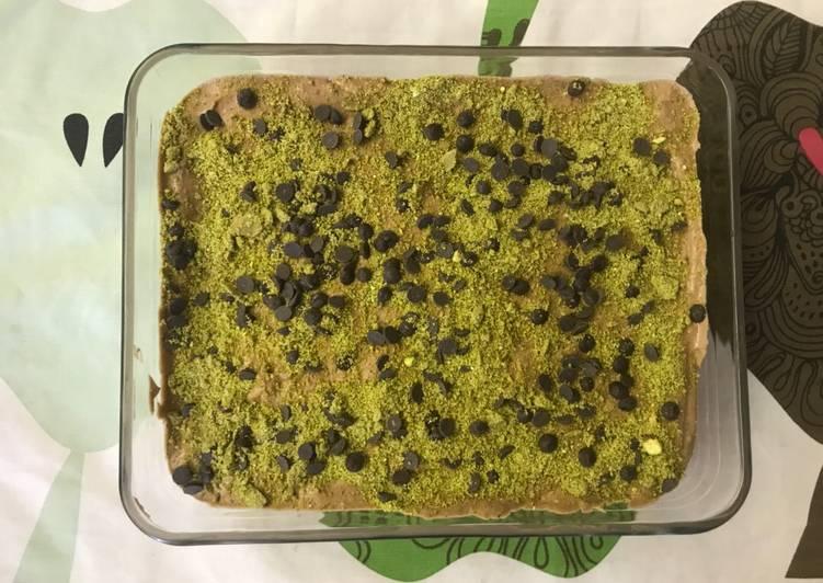 Ricetta Semifreddo nutella e pistacchi