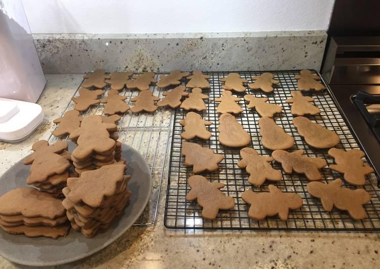 Easiest Way to Make Ultimate Gingerbread People