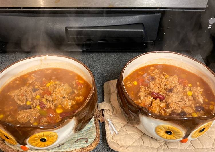 Easiest Way to Cook Appetizing Taco Soup