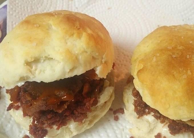 Meatlovers Biscuits
