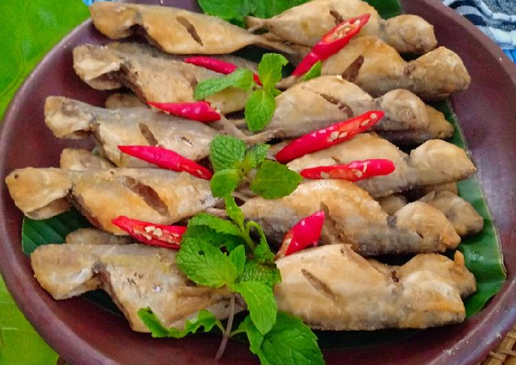 Selar Kriuk (Seri Seafood)