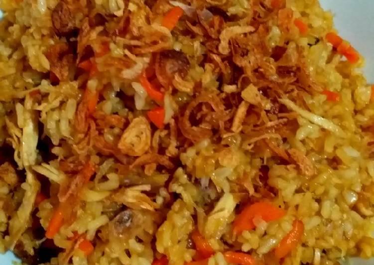 Nasi Goreng Ayam Suwir