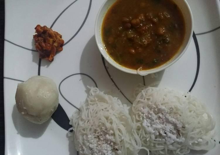 Recipe of Ultimate Kadala curry