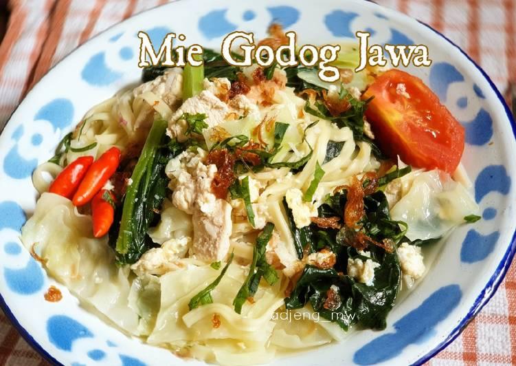 Mie Godog Jawa