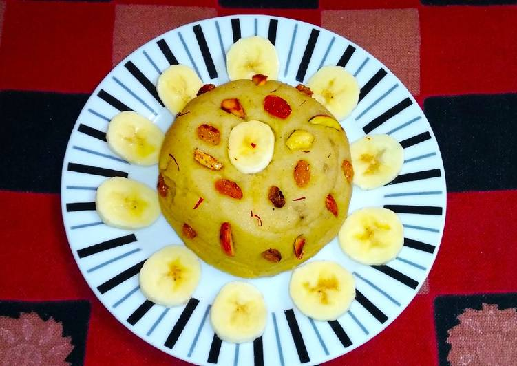 Recipe of Perfect Banana sheera