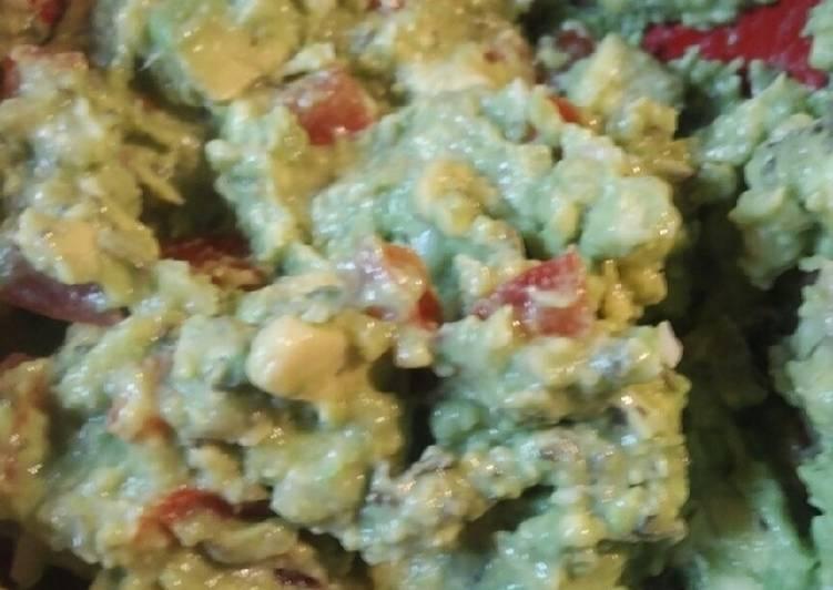AhuacatlMolli, Avocado Sauce